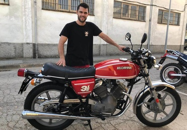 Restauración de Motos