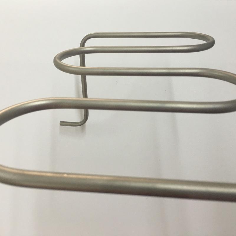 Piezas en tubo inoxidable: Productos de M. Navalon, S.C.P.