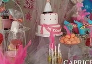 Candy Bar  de Mesa de Dulces