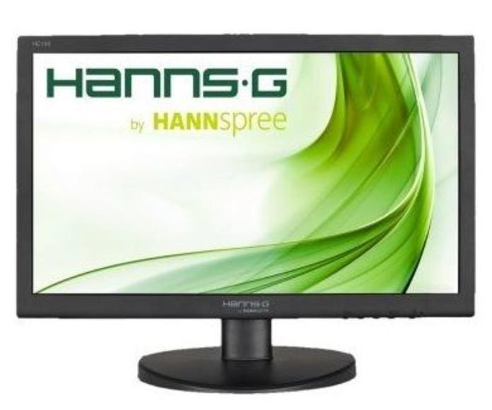 """Hanns G HE196APB monitor 18.5 """" LED Multimedia : Productos y Servicios de Stylepc"""