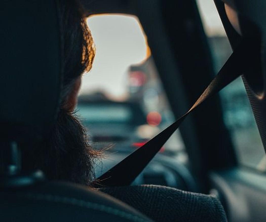 La comodidad de viajar en taxi