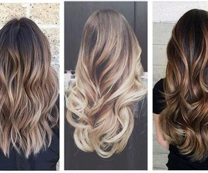 "Mechas californianas,mechas balayage  ,mechas ""fead out"" ,y, ""ombré"""