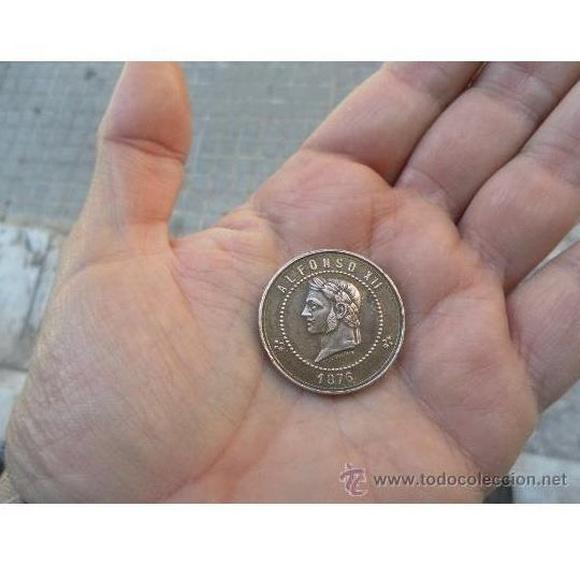 Medalla conmemorativa de la campaña de Joló. 1876.: Catálogo de Antiga Compra-Venta