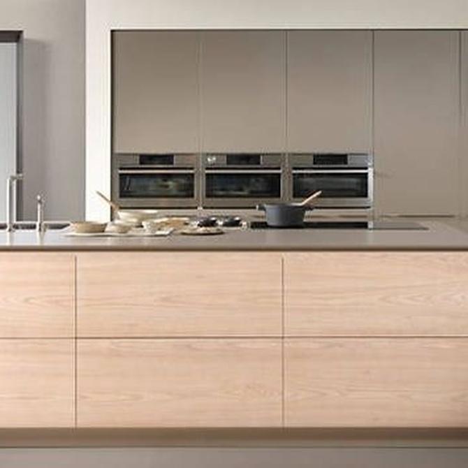 Muebles de cocina a medida de diseño contemporáneo