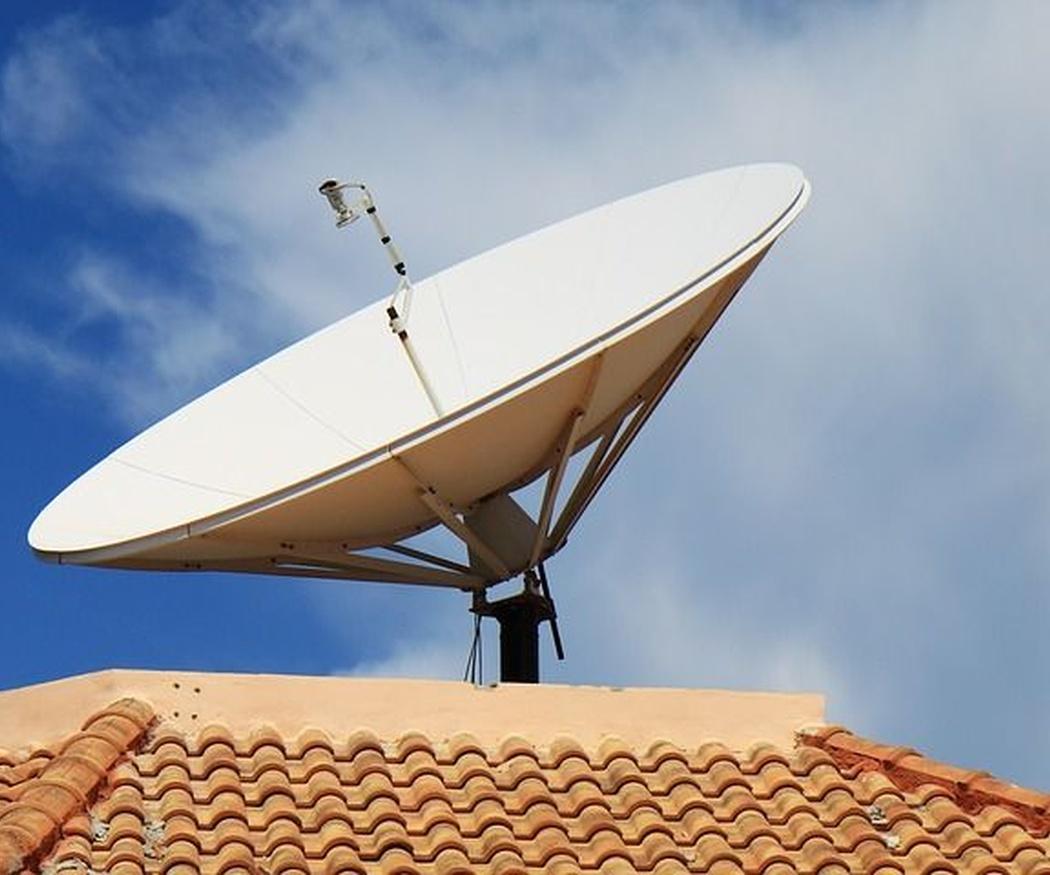 La antena, el motivo de discordia en la vecindad