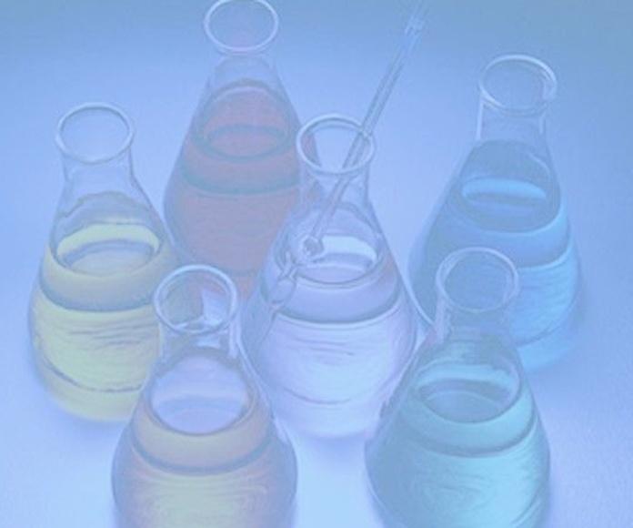 Productos químicos: Productos de Comercial Andrés