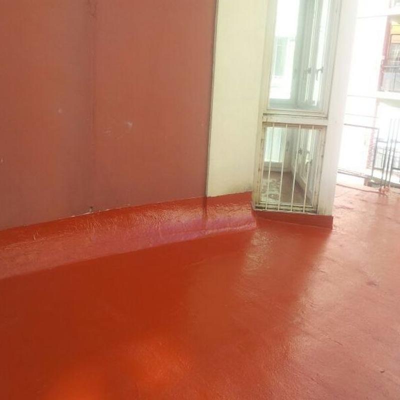 Revestimientos de cubiertas Santander