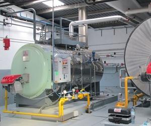 Montaje e instalación de calderas de vapor