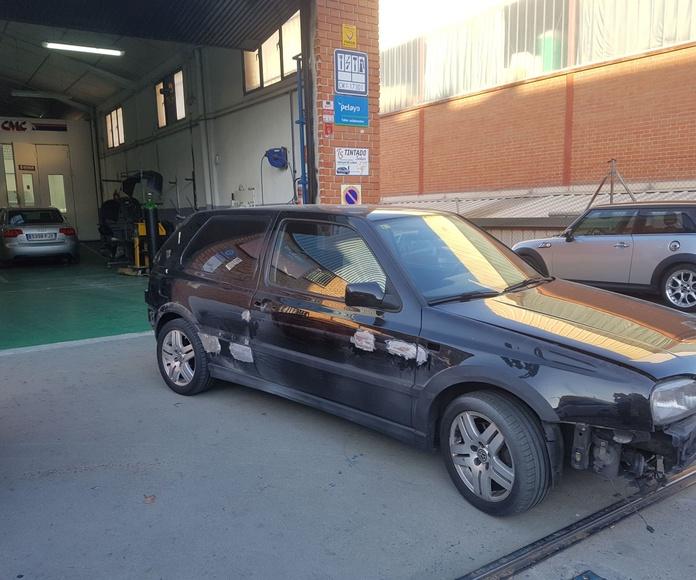 Reparacion Golf III gti: Servicios de Legauto Motor