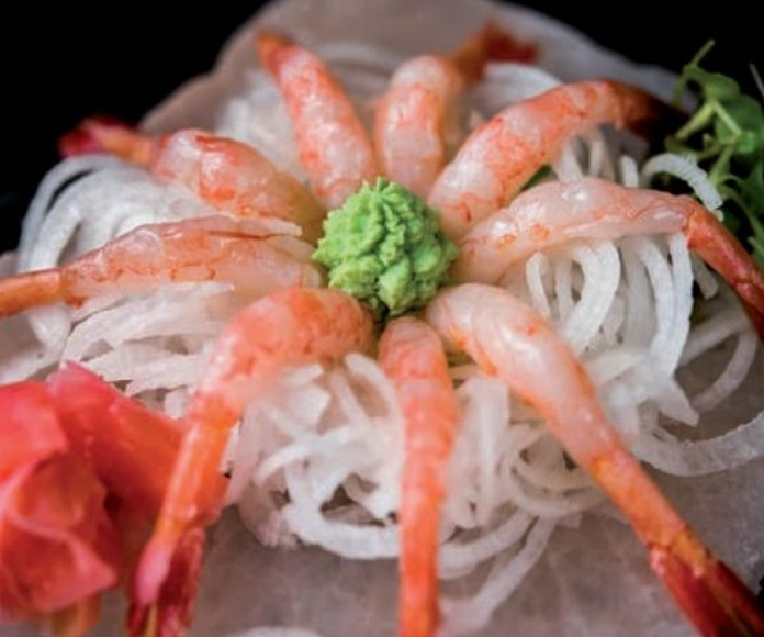 Sashimi: Carta de Restaurante Kyoto