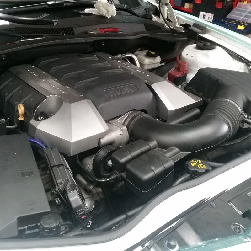 Chevrolet Camaro: Servicios mecánicos de Davial Motor