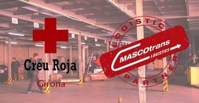 Mascotrans firma un acuerdo con Cruz Roja Girona para la promoción del empleo y la formación