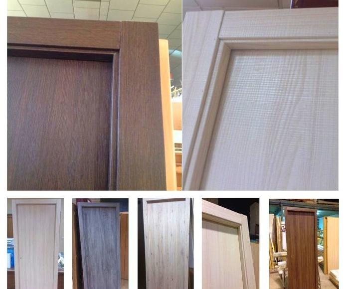 Puertas de melamina nuevas texturas y colores