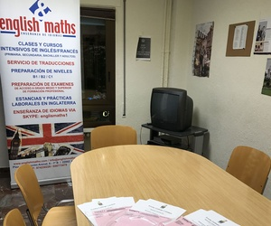 Galería de Academias de idiomas en Huesca | English & Maths