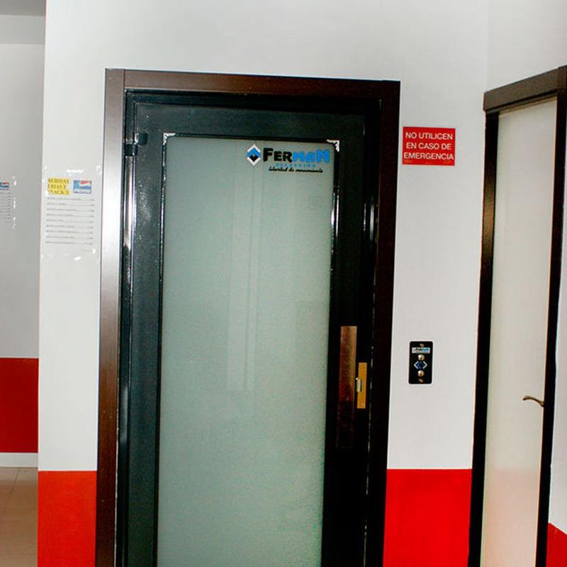Plataforma elevadora Kenia: Productos de Ferman Elevación