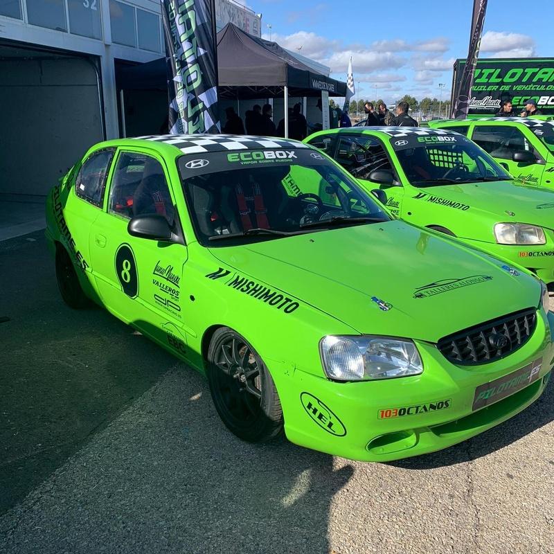 Hyundai Accent CUP: Nuestros Equipo de Pilotame