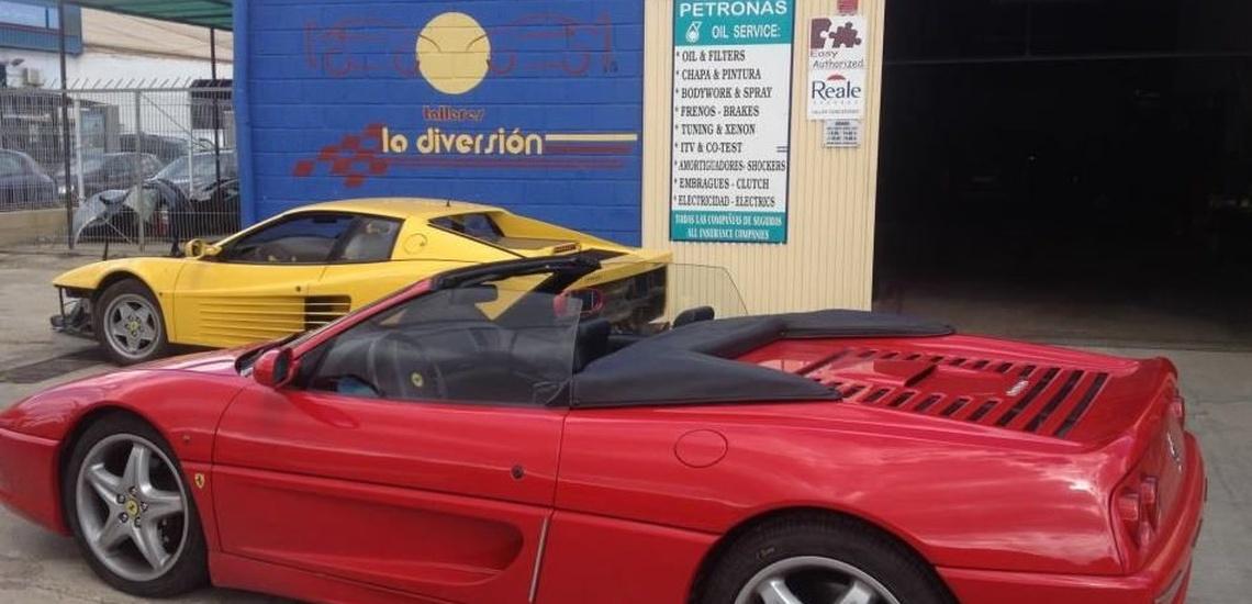 Taller donde hacer la revisión del coche antes de pasar la ITV en Torrevieja