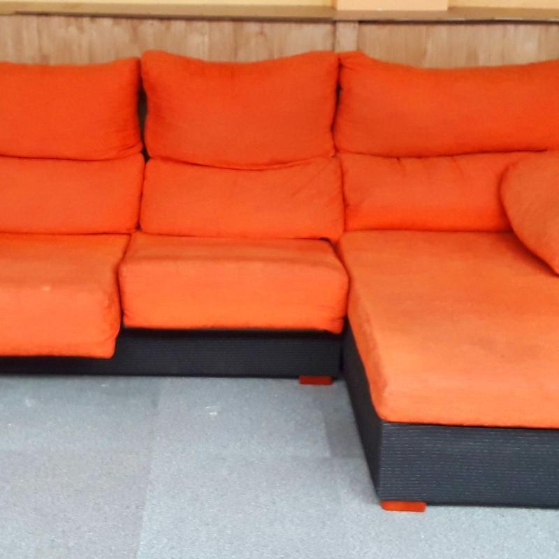 chais  lounge de oportunidad color naranja SOF 035: HIPER RASTRO REMAR NAVARRA de Remar Navarra Mutilva