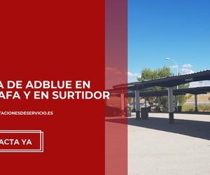 Venta de lubricantes en la Carretera de Valencia | Área 108