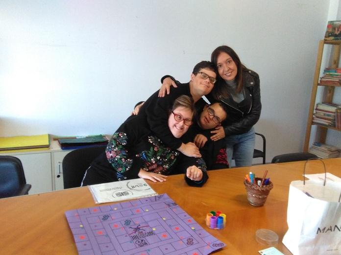Taller de Inglés: Proyectos y Servicios de Asociación Domitila