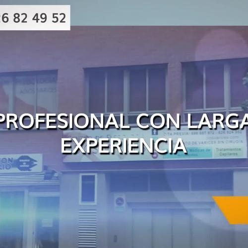 Eliminación de varices sin cirugía en Cáceres | Centro Adiós Varices