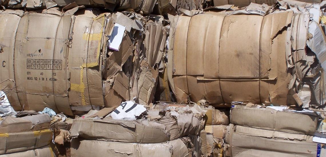 Destrucción de documentos en Baix Llobregat: reciclaje de papeles y cartones