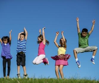 Apoyo escolar: Servicios de Ludoteca El Mundo de los Sueños