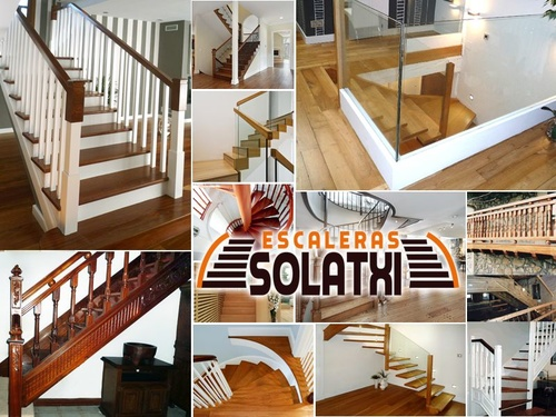 Fotos de Escaleras en Arrankudiaga | Escaleras Solatxi