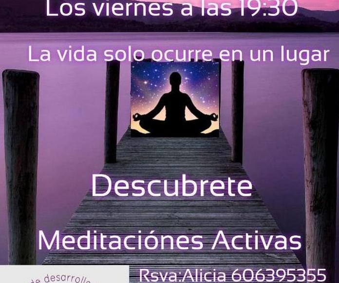 meditación activa madrid