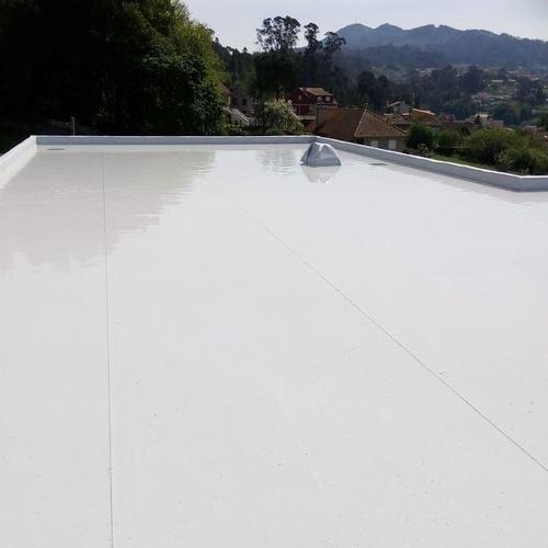 Impermeabilización de terrazas en Vigo | Aplivilca
