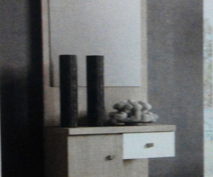 recibidor mod.90: Productos  de Muebles Llueca, S. L.