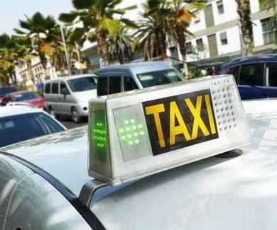 Oferta exclusiva para taxistas