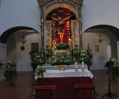 Decoracion iglesia para boda Madrid y Madrid centro