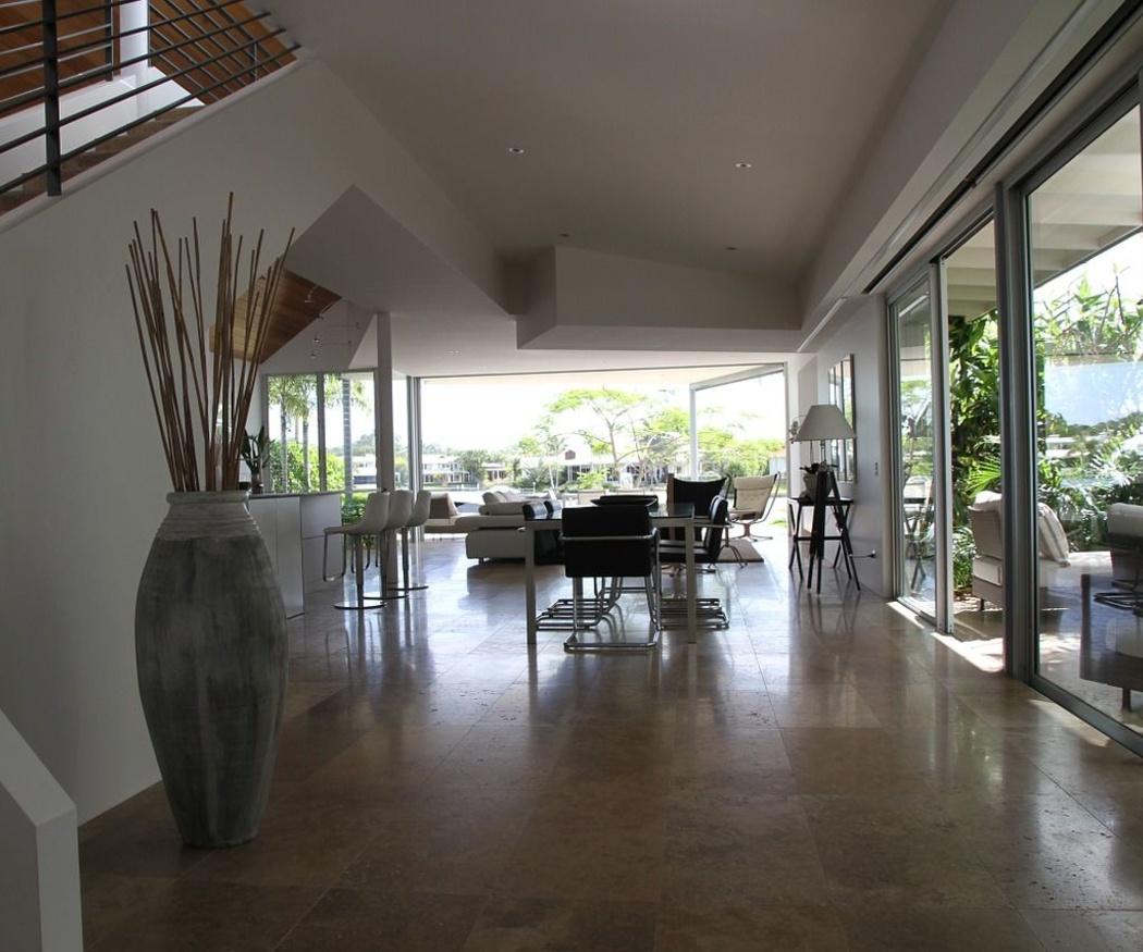 Diseño de interiores contemporáneo: los cerramientos