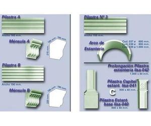 Todos los productos y servicios de Escayolas: Escayola y Pladur Hidalgo