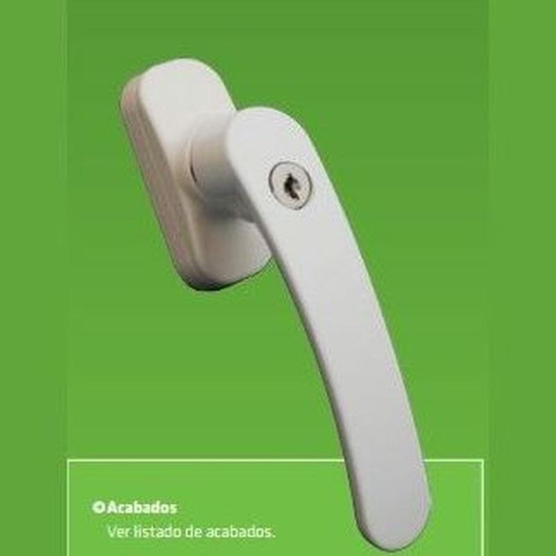 Martelina Silueta c/llave: Productos de Serysys