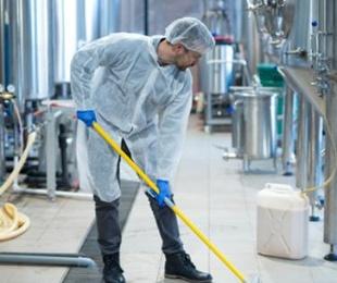 Limpieza industrial y para grandes empresas