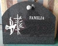 Lápida en Negro Sud Africa