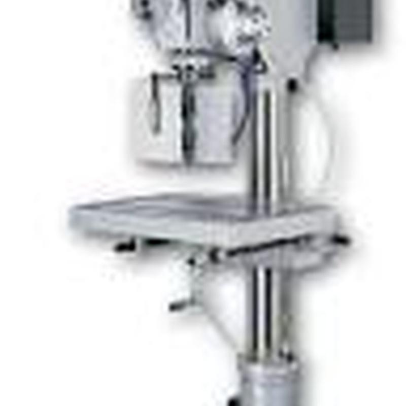 Taladros verticales: Servicios  de Mecanizados Hamar, S.A.L.