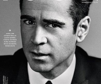 Próxima publicación en ICON, la revista masculina de El País