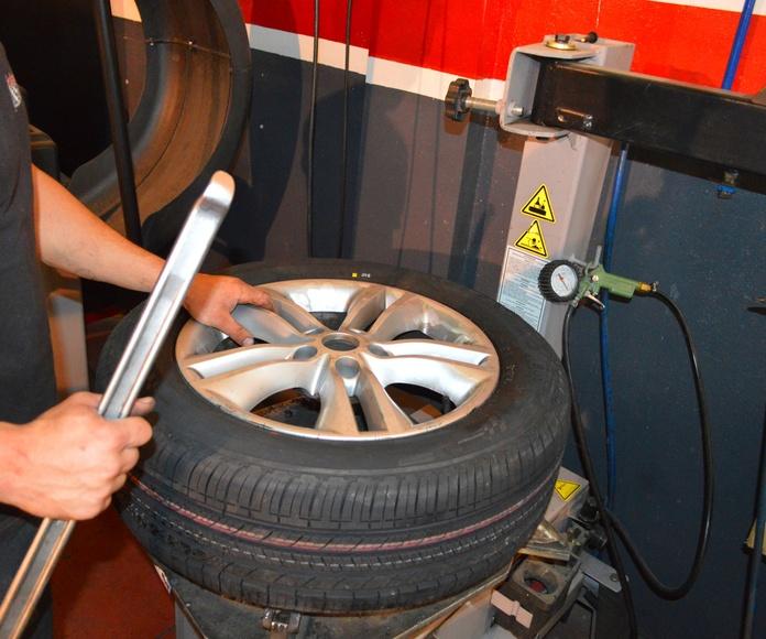Neumáticos: Nuestros servicios de Safety Car