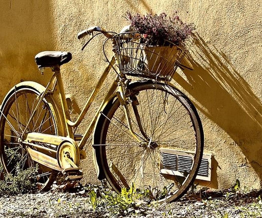 Restauración de bicicletas antiguas