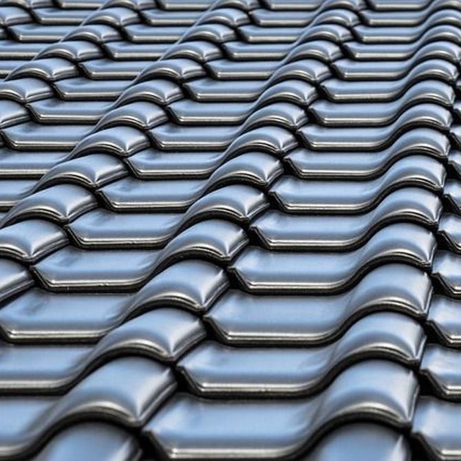 Tipos de materiales para tu tejado