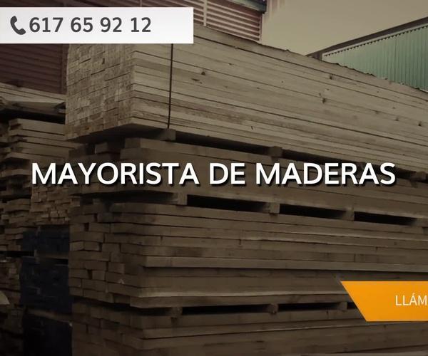 Maderas en Yeles | Maderas Barrio, S.L.