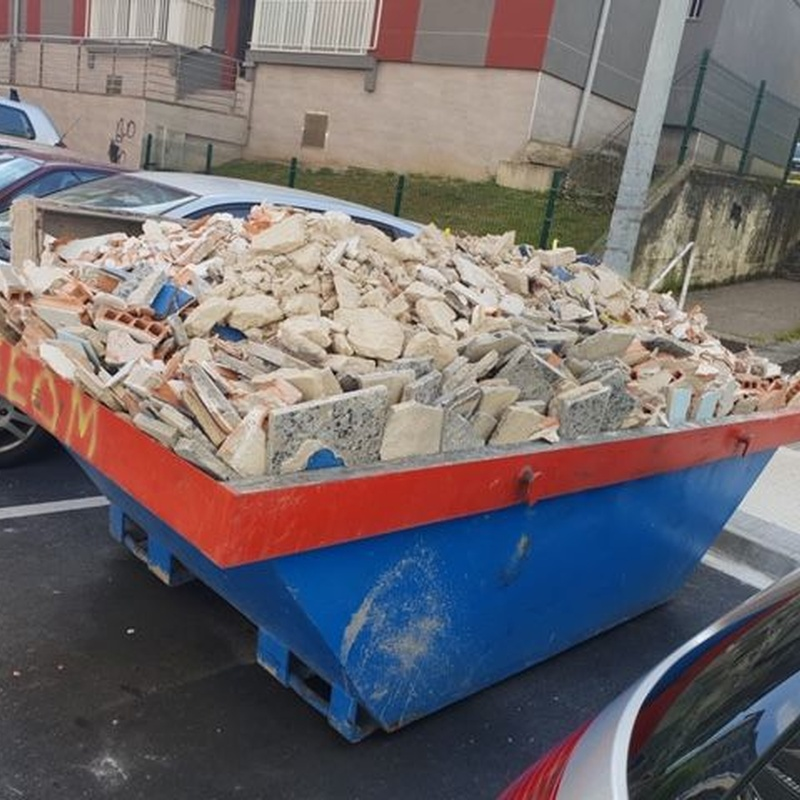 Alquiler de contenedores: Catálogo de Transportes y Contenedores Jaizkibel