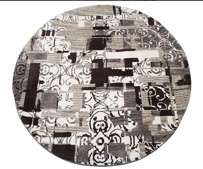 Alfombra gris - Santiago Pons