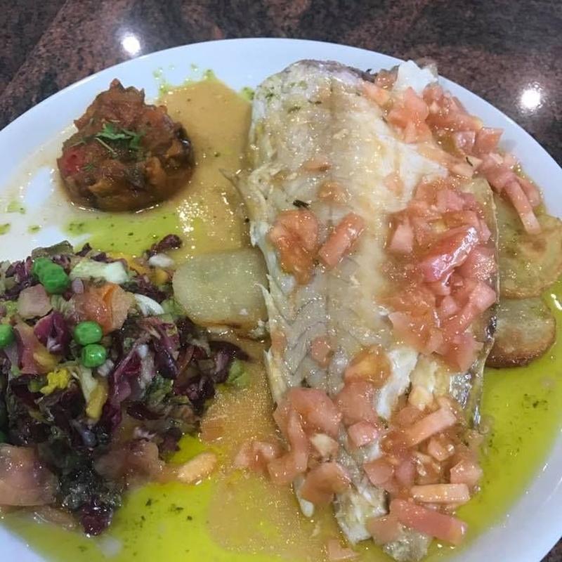 Menú del día: Carta de Restaurante Angelillo