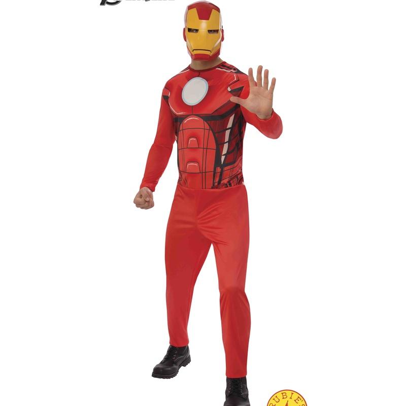 Disfraz Ironman adulto