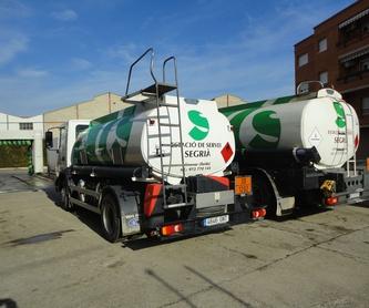 Rentat de Vehícles: Productes i serveis de Estació de Servei Segrià