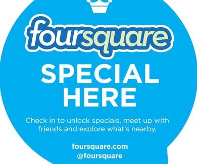 Opiniones Foursquare